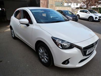 Mazda Mazda2 Hatchback 1.5 Red Edition (s/s) 5dr
