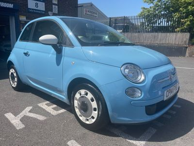Fiat 500 Hatchback 0.9 TwinAir Colour Therapy (s/s) 3dr