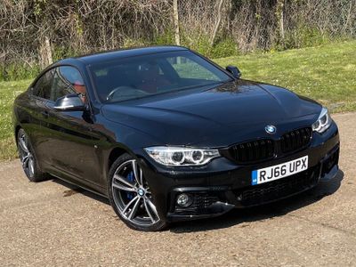 BMW 4 Series Coupe 2.0 430i M Sport Auto 2dr