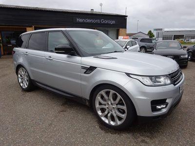 Land Rover Range Rover Sport SUV 3.0 SD V6 HSE Dynamic 4X4 (s/s) 5dr