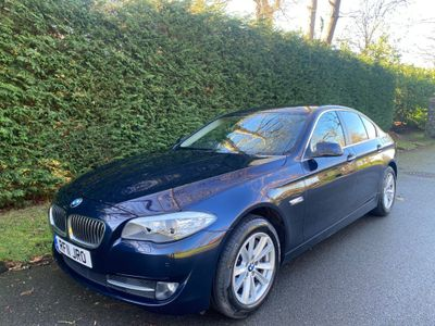 BMW 5 Series Saloon 3.0 535d SE 4dr