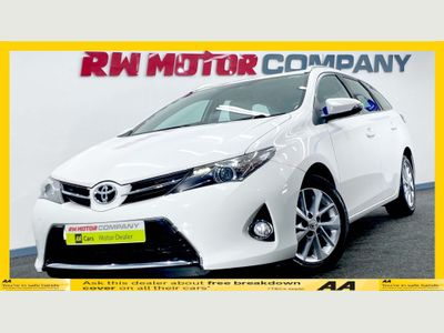 Toyota Auris Estate 1.4 D-4D Icon (s/s) 5dr