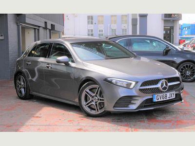 Mercedes-Benz A Class Hatchback 2.0 A250 AMG Line 7G-DCT (s/s) 5dr