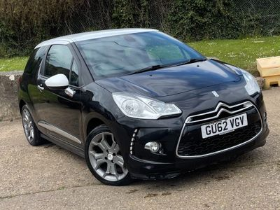 Citroen DS3 Hatchback 1.6 e-HDi Airdream DStyle Plus 3dr