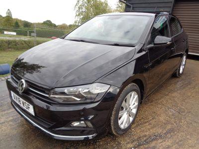 Volkswagen Polo Hatchback 1.0 TSI SEL (s/s) 5dr