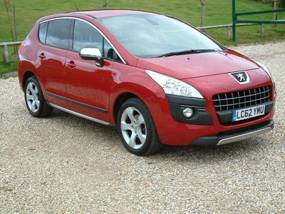 Peugeot 3008 SUV 1.6 HDi Style 5dr
