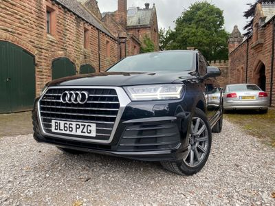 Audi Q7 SUV 3.0 TDI V6 S line Tiptronic quattro (s/s) 5dr