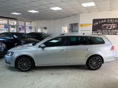 Volkswagen Passat Estate 2.0 TDI BlueMotion Tech Sport 5dr