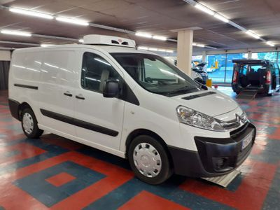 Citroen Dispatch Panel Van 2.0 HDi 1200 L2H1 6 Door Panel Van LWB