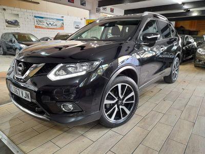 Nissan X-Trail SUV 1.6 dCi N-Vision XTRON (s/s) 5dr