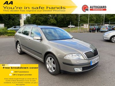 SKODA Octavia Estate 1.9 TDI PD Laurin & Klement 5dr