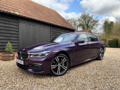 BMW 7 Series Saloon 4.4i V8 M Sport Auto (s/s) 4dr