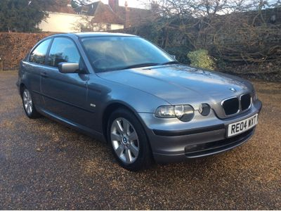 BMW 3 Series Hatchback 1.8 316ti SE Compact 3dr