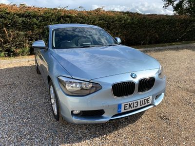 BMW 1 Series Hatchback 1.6 116i SE Sports Hatch 3dr