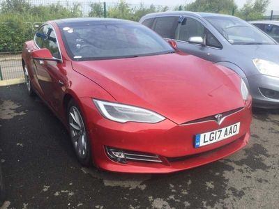 Tesla Model S Saloon 75D Executive Edition Auto 4WD 5dr
