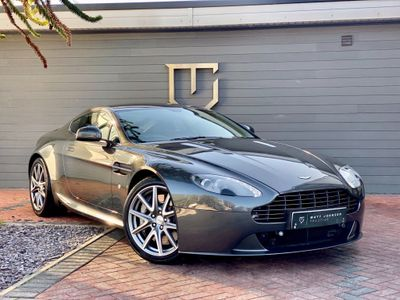 Aston Martin Vantage Coupe 4.7 V8 2dr (EU6)