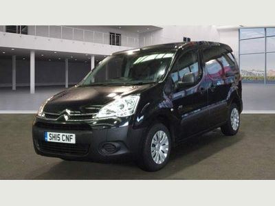 Citroen Berlingo Panel Van E 635 LX L1 CVT 5dr