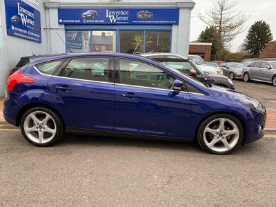 Ford Focus Hatchback 1.6 TDCi Titanium Navigator Navigator (s/s) 5dr