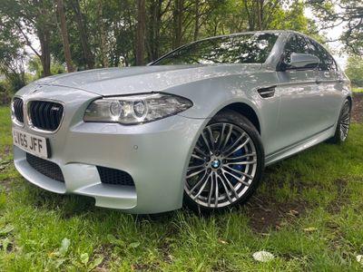 BMW M5 Saloon 4.4 V8 Saloon 4dr Petrol M DCT (231 g/km, 560 bhp)