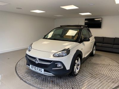 Vauxhall ADAM Hatchback 1.4i ROCKS AIR 3dr
