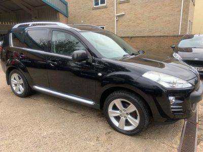 Peugeot 4007 SUV 2.2 HDi GT 4WD 5dr