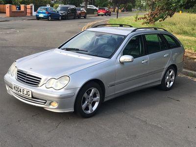 Mercedes-Benz C Class Estate 2.1 C200 CDI Avantgarde SE 5dr