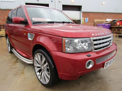 Land Rover Range Rover SUV SPORT 3.6 TD V8 HSE AUTO 5 DR