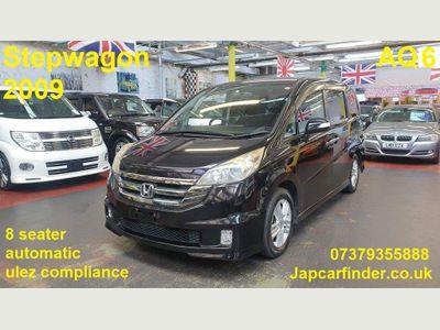 Honda Stepwagon MPV 2.0 8 seater automatic ULEZ Compliance
