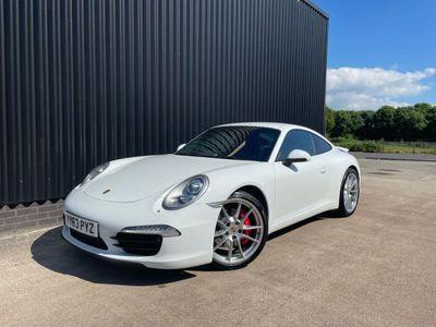 Porsche 911 Coupe 3.8 991 Carrera S PDK (s/s) 2dr