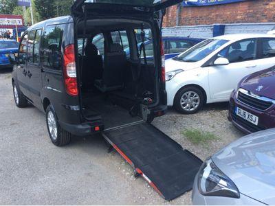 Fiat Doblo Estate 1.4 8v Dynamic 5dr