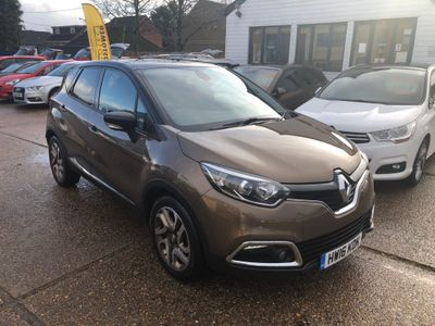 Renault Captur SUV 1.5 dCi ENERGY Iconic Nav (s/s) 5dr