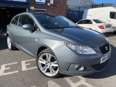 SEAT Ibiza Hatchback 1.4 16V Sportrider SportCoupe 3dr