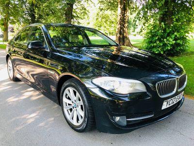 BMW 5 Series Saloon 2.0 520d ED BluePerformance EfficientDynamics 4dr