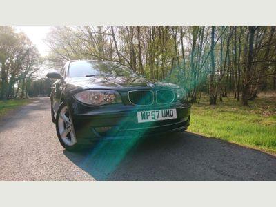 BMW 1 Series Hatchback 2.0 120d ES 5dr