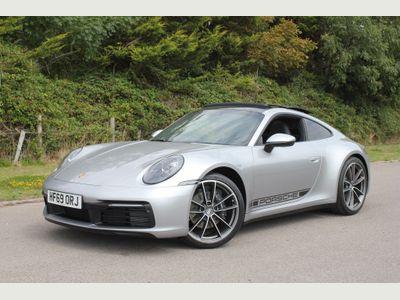 Porsche 911 Coupe 3.0T 992 Carrera PDK (s/s) 2dr