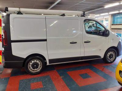 Vauxhall Vivaro Panel Van 1.6 CDTi 2900 ecoFLEX L1H1 EU5 6Doors