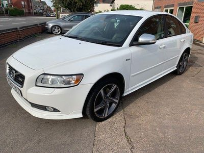 Volvo S40 Saloon 2.5 T5 R-Design Edition Geartronic 4dr