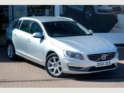 Volvo V60 Estate 2.0 D3 SE Lux Geartronic (s/s) 5dr