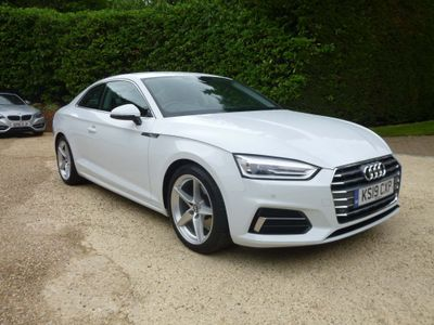 Audi A5 Coupe 2.0 TFSI 35 Sport S Tronic (s/s) 2dr