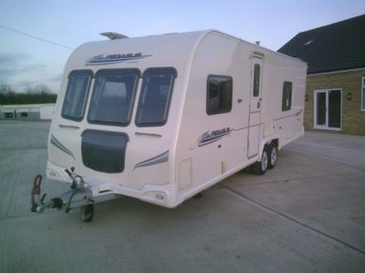 Bailey Pegasus 624 Tourer