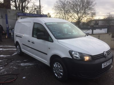 Volkswagen Caddy Panel Van Maxi lwb