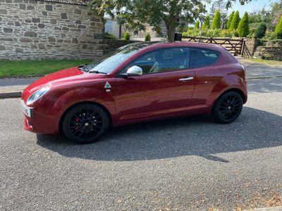 Alfa Romeo MiTo Hatchback 1.4 TB MultiAir Quadrifoglio Verde 3dr