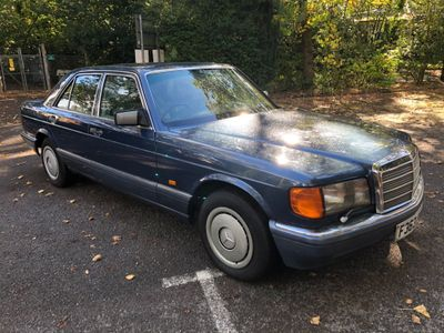 Mercedes-Benz 300 Saloon 3.0 SE 4dr