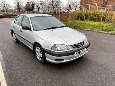 Toyota Avensis Saloon 1.8 VVT-i GS 4dr
