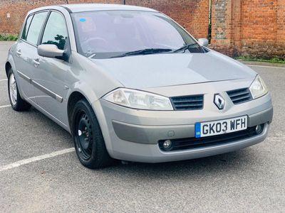 Renault Megane Hatchback 1.9 dCi Privilege 5dr