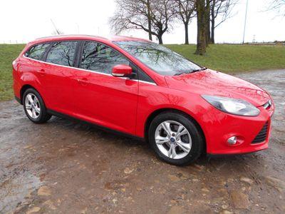 Ford Focus Estate 2.0 TDCi Zetec 5dr