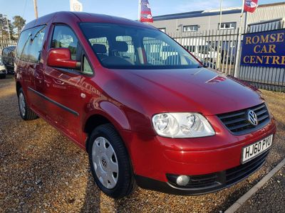 Volkswagen Caddy Maxi Other 1.9 TDI Maxi Window Van 5dr (5 Seats)