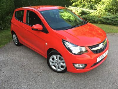 Vauxhall Viva Hatchback 1.0i SE 5dr