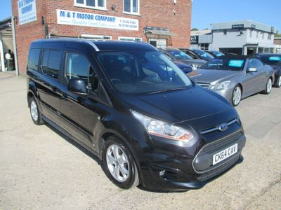 FORD GRAND TOURNEO CONNECT MPV 1.6 TDCi Titanium 5dr
