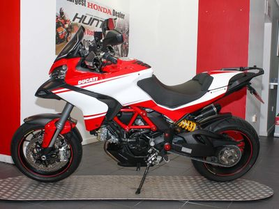 Ducati Multistrada 1200 Adventure 1200 S Pikes Peak Adventure